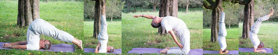 Bewusstseinsschulung und Yoga